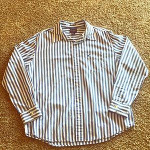 Button down American Eagle shirt.